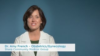 Dr. Amy French, Obstetrics/Gynecology