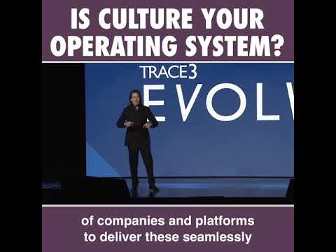 Keynote Speaker Mike Walsh - Is Culture Your Operating System?