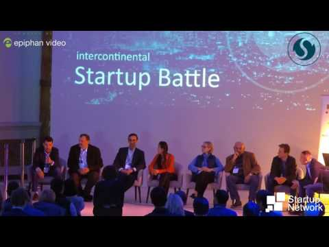 Intercontinental Startup Battle, San Francisco