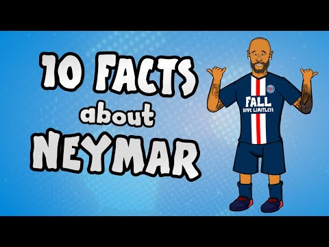 10 Facts About Neymar You NEED To Know! ► Onefootball X 442oons