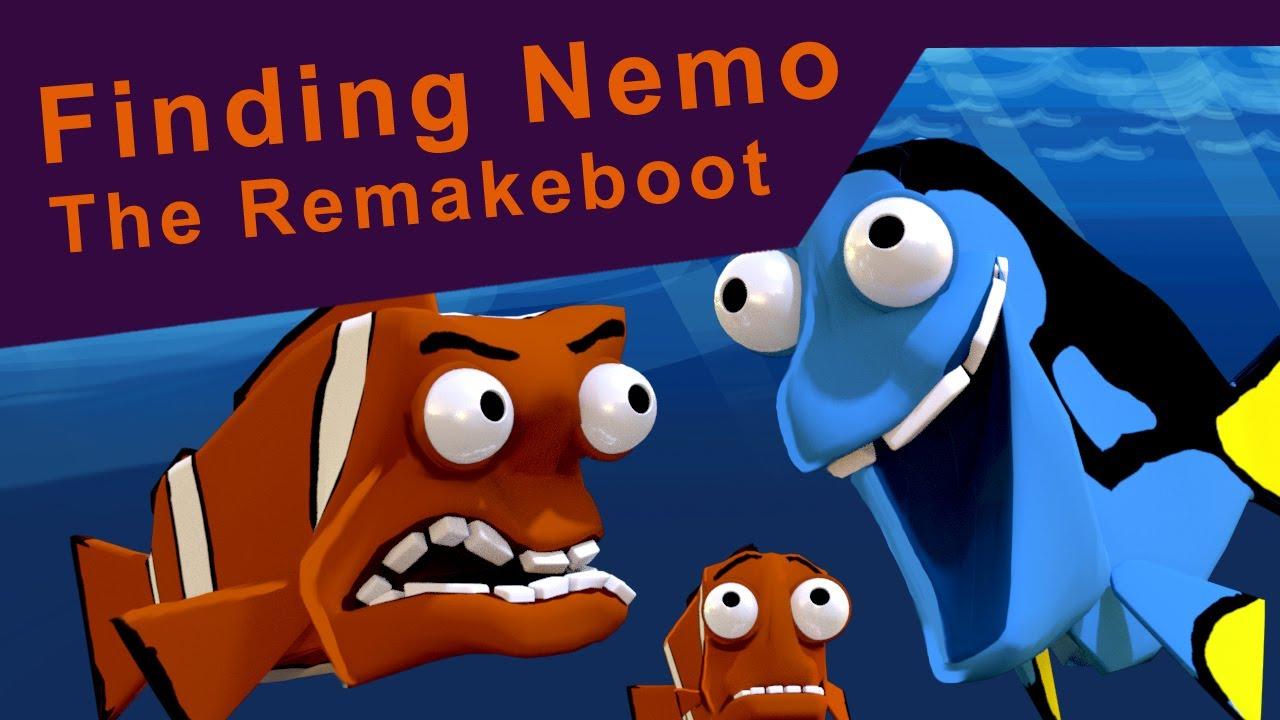 Download Fondling Meno (aka Finding Nemo The Remakeboot)