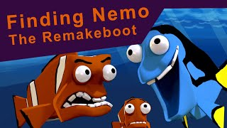 Fondling Meno (aka Finding Nemo The Remakeboot)