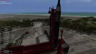 Reentry - An Orbital Simulator (Early Access) - Gemini Full Mission Exam