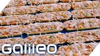 Produktion von Tiefkühlbaguettes | Galileo | ProSieben