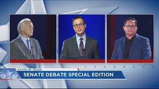 'State of Texas' special analysis after U.S. Senate debate with Texas candidates
