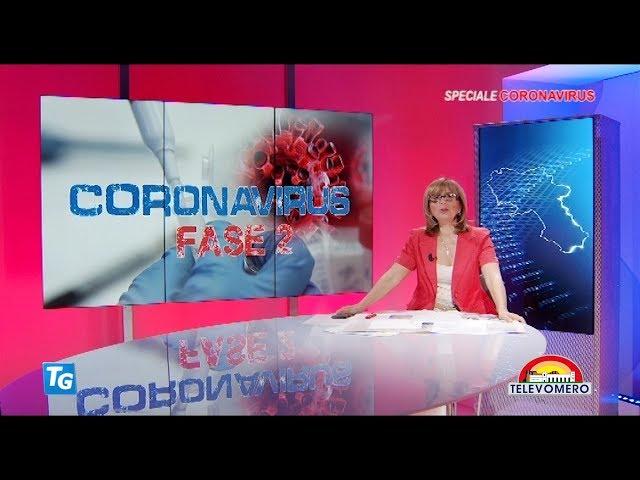 SPECIALE CORONAVIRUS TELEVOMERO NOTIZIE 27 MAGGIO 2020 edizione delle 20 00