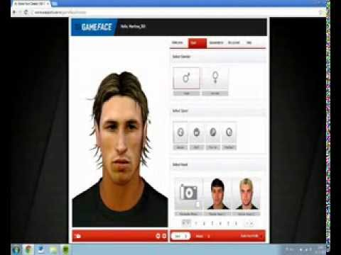 EA SPORTS Game Face - Home