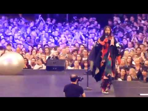 30 Seconds To Mars Dangerous Night - Live Ziggo Dome Amsterdam 2018