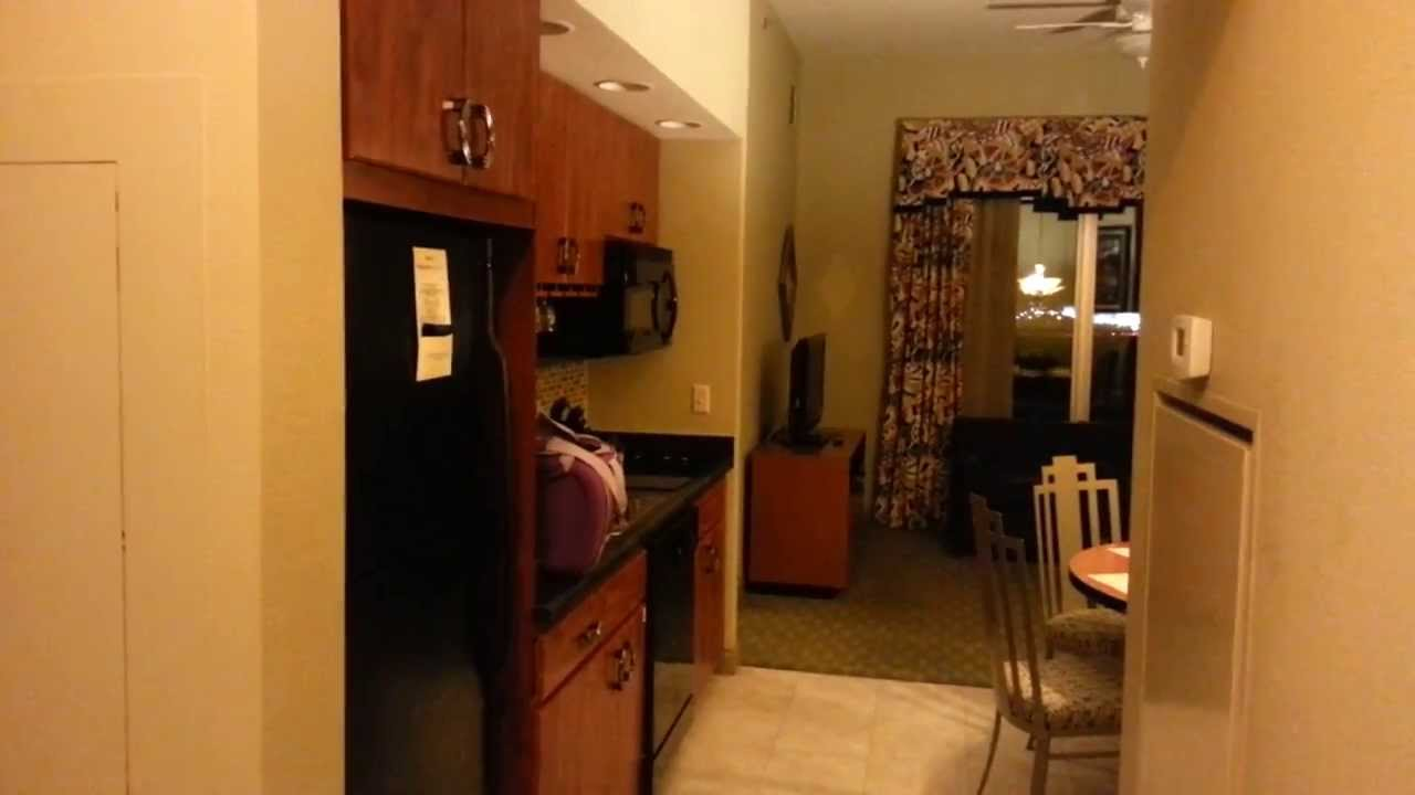 3 Bedroom Suite Vegas
