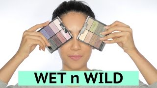 nyobain wet n wild   first impression make up tutorial review   suhaysalim