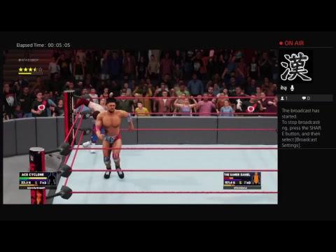 Ace Cyclone vs Daniel