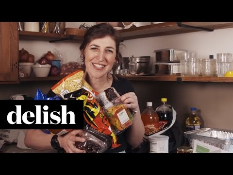 Passover with Mayim Bialik | Delish