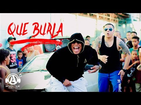 El Chuape ft Bullin 47 - Que Burla - Video Oficial