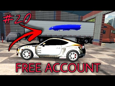 Free Account 20 2021 Car Parking Multiplayer Giveaway Youtube