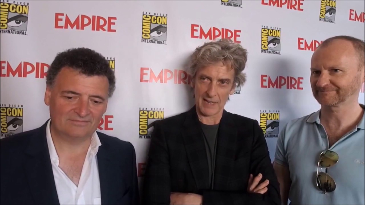 Doctor Who - Steven Moffat Confirms Mark Gatiss Will Be In The ...