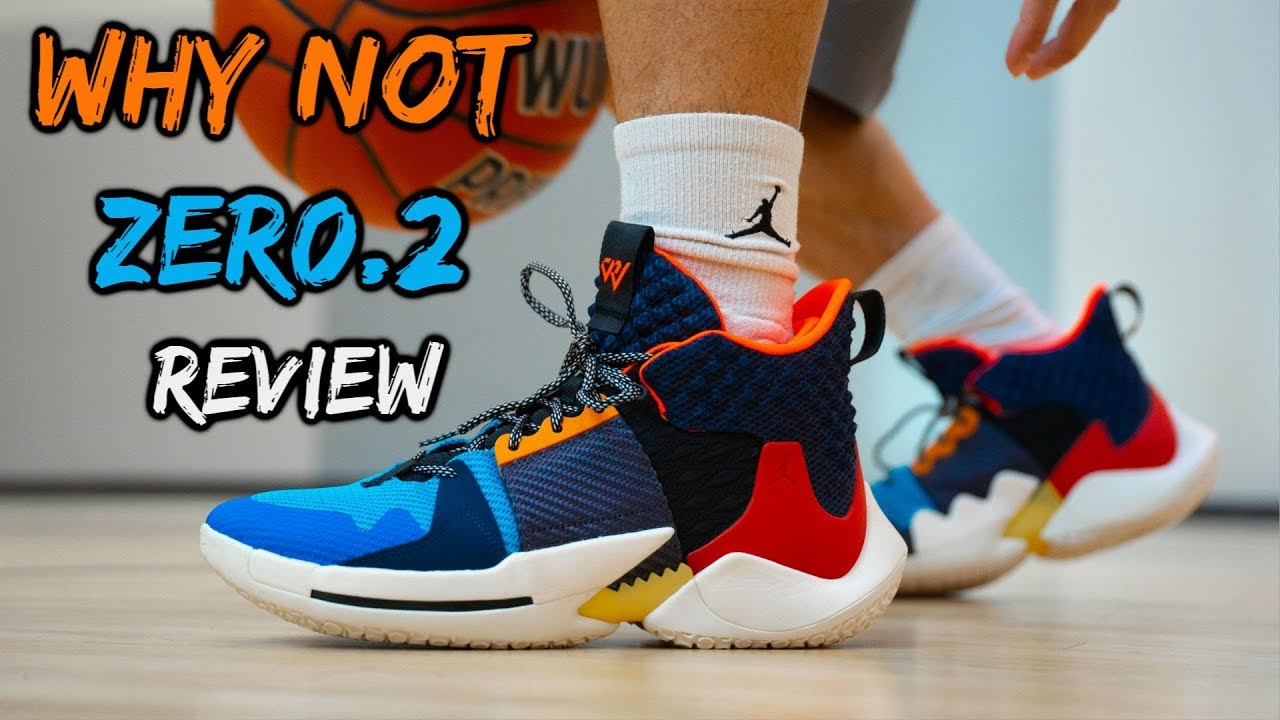 f3f529490ac Jordan Why Not Zer0.2 Performance Review! - YouTube