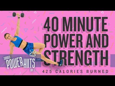 40-minute-power-strength-workout-🔥burn-425-calories!*-🔥sydney-cummings