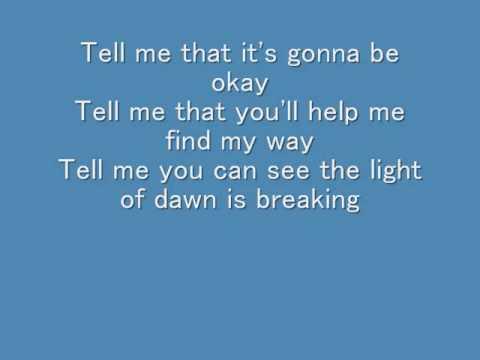 Hold Superchick Lyrics