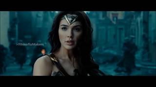 Gun-In Kadhal feat. Gal Gadot | Wonder Woman | Kolamaavu Kokila | Anirudh