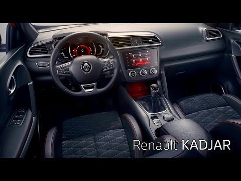 2019 Renault KADJAR - INTERIOR