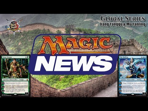 Mtg - Magic News: Global Series - NK#0127
