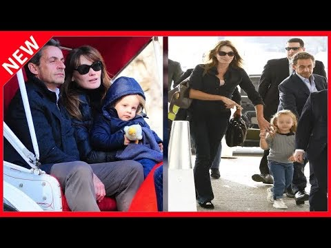 ✅ Carla Bruni: comment Giulia vit la célébrité de ses parents