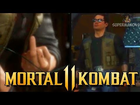 MORTAL KOMBAT 11: Johnny Cage Teased By Ed Boon! - Mortal Kombat 11