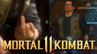 "MORTAL KOMBAT 11: Johnny Cage Teased By Ed Boon! - Mortal Kombat 11 ""Jade"" Gameplay"