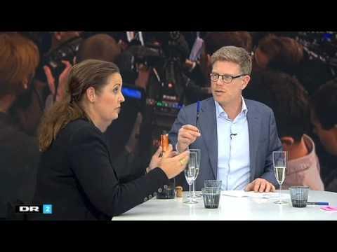 Anders Samuelsen vs. Pia Olsen Dyhr