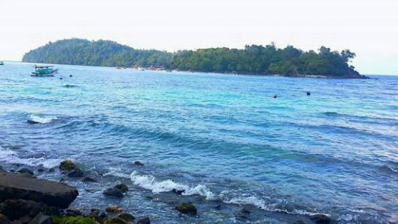 Rubiah Island Aceh Indonesia Pulau Rubiah Aceh Indonesia
