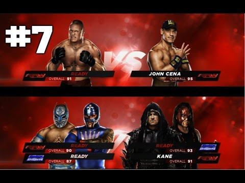 WWE 2K14 Gameplay #7