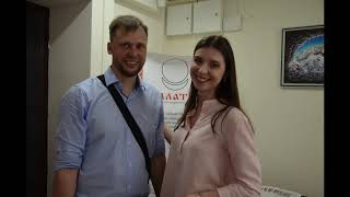 Открытие КЦ МОД АЛЛАТРА в Москве 1
