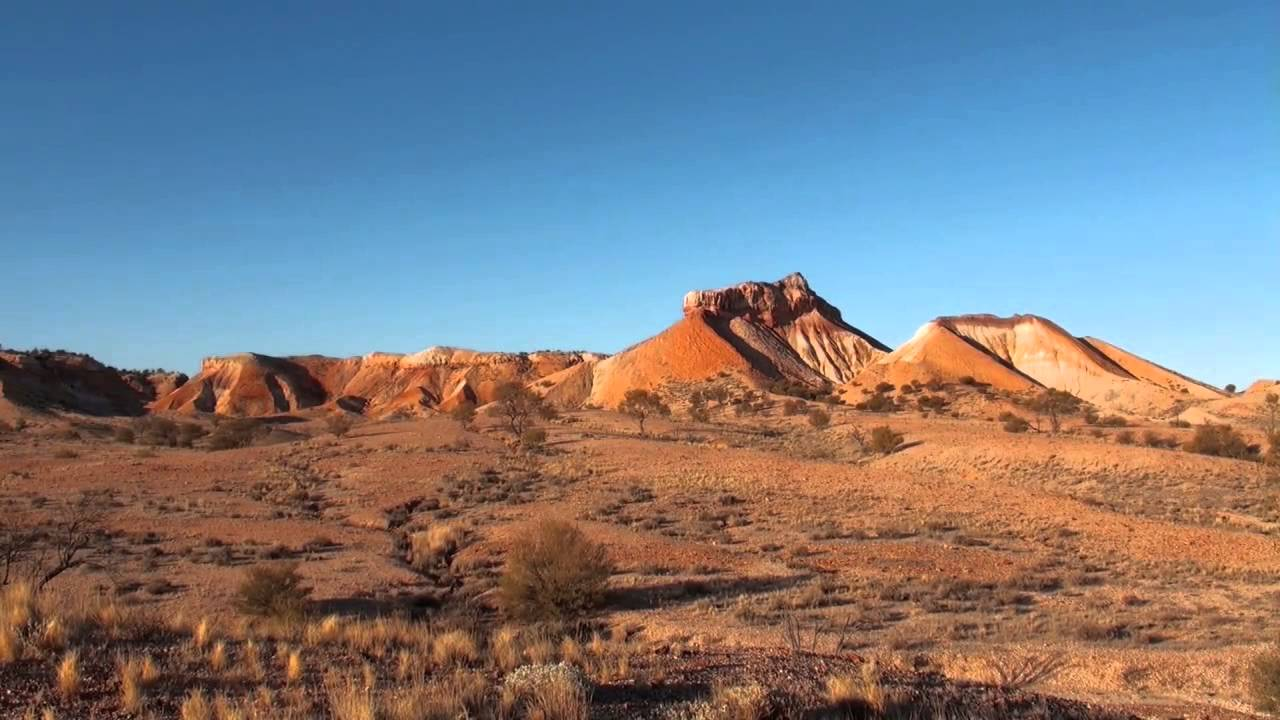 Painted Desert South Australia