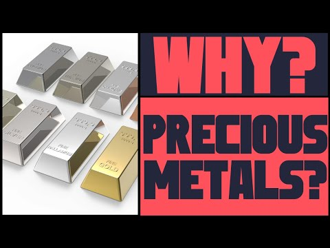 Why Precious Metals? Why Now?