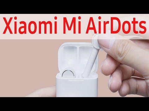 Беспроводные наушники Xiaomi Mi AirDots Pro  (Mi True Wireless Earphones)