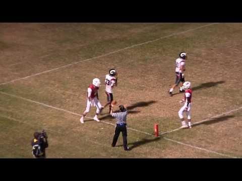 ScoringLive: Kalani vs. Radford - Brandon Roberts, 6 yard pass from Noah Brum