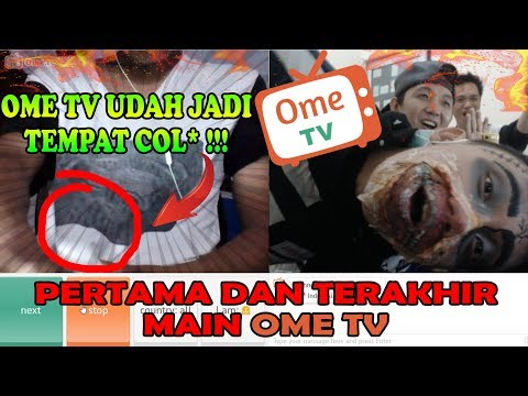 MAIN OME TV KETEMU KK JESS NO LIMIT - NGAKAK PARAH
