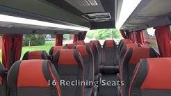 16 Seat VIP Luxury Mini Bus