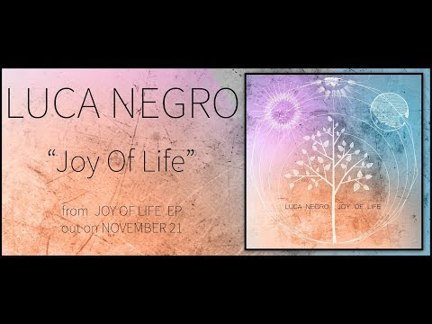 JOY OF LIFE || Luca Negro