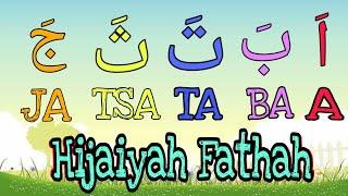 Download Lagu Huruf Hijaiyah Harakat Fathah A BA TA TSA | Part 1 mp3