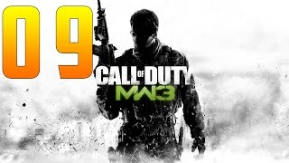 Call of Duty : Modern Warfare 3 - Mission 9 - Bag and Drag! [No Commentary] 1080p 60FPS!