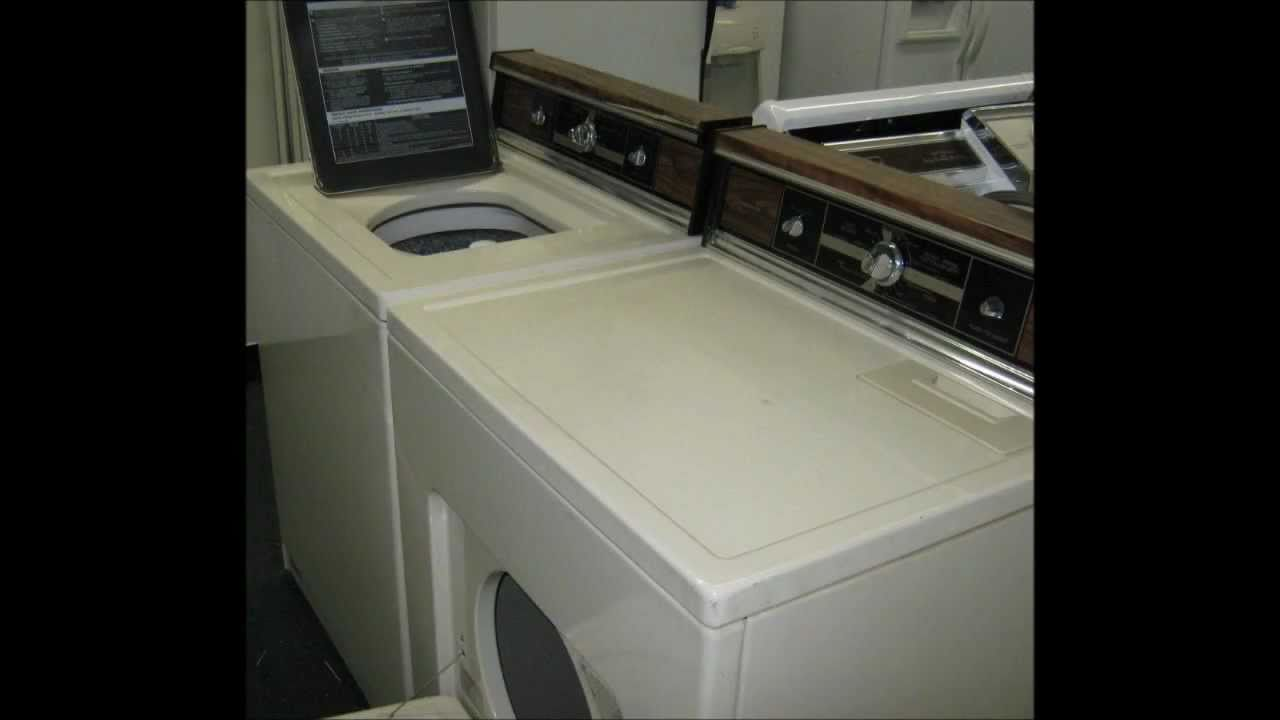 Kenmore Washer And Dryer Set Heavy Duty 225 00 Free Delivery Install In Hemet San Jacinto You