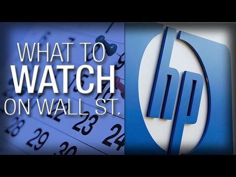 What to Watch: Wall Street Awaits Second Quarter Earnings Results From HP
