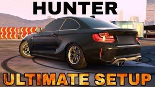 Hunter Ultimate Setup + test-drive! (BMW M2)   CarX Drift Racing