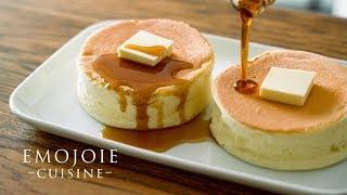 Souffle pancakes | Transcription of Emojoie Cuisine's recipe