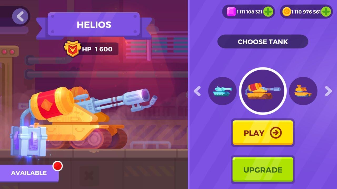 скачать игру tank stars взлом последняя версия