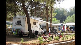 Camping Kovačine Cres and Beach