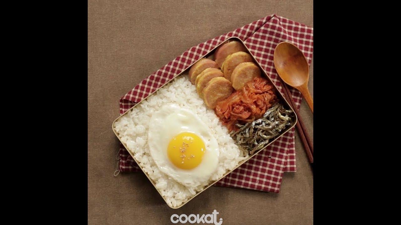 [Cookat Việt Nam] Cơm Hộp Hàn Quốc