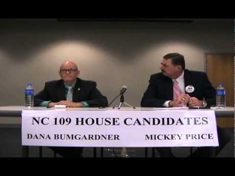 TPOGGC Forum - NC House 109 - April 2014