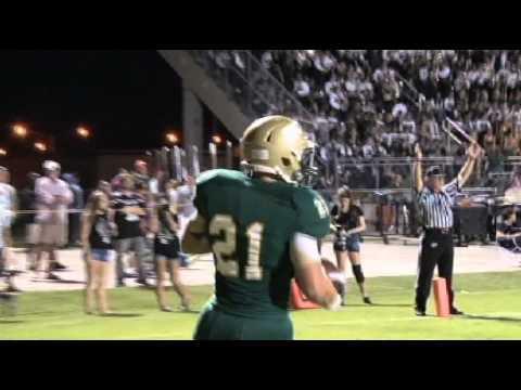 Fleming Island Varsity Football vs Fletcher 2013
